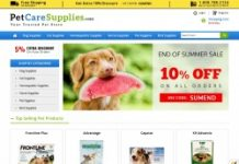 PetCareSupplies coupon codes