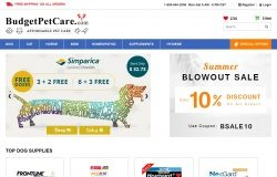 Budget Pet Care coupon codes