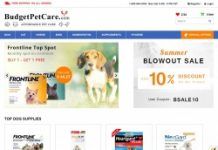 BudgetPetCare.com coupon codes