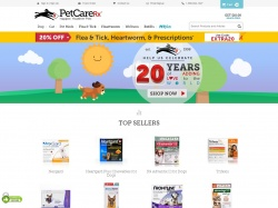 PetCareRx coupon codes
