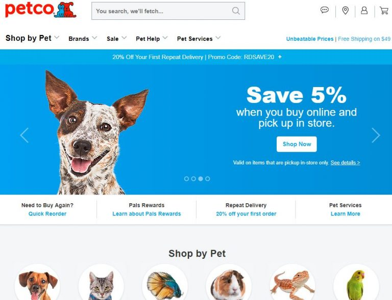 Petco Animal Supplies-PETCO Animal Supplies-$15 Off $75 Orders! Valid 9/16-9/17