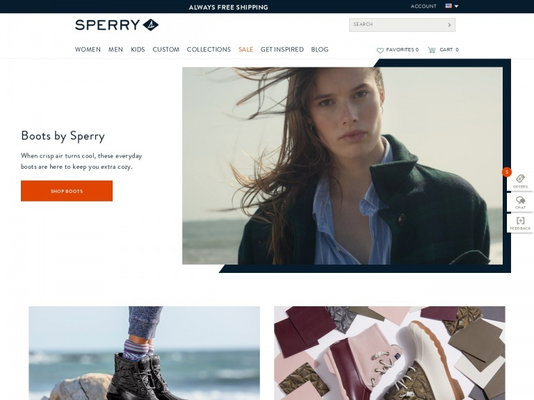 Sperry-Save Up to 50% Off Sperry Men's Sale Sho…