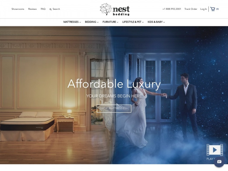 Nest Bedding®-BLACK FRIDAY SALE! 5% off any purchase at NestBedding.com use Coupon Code HOLINEST – shop now!