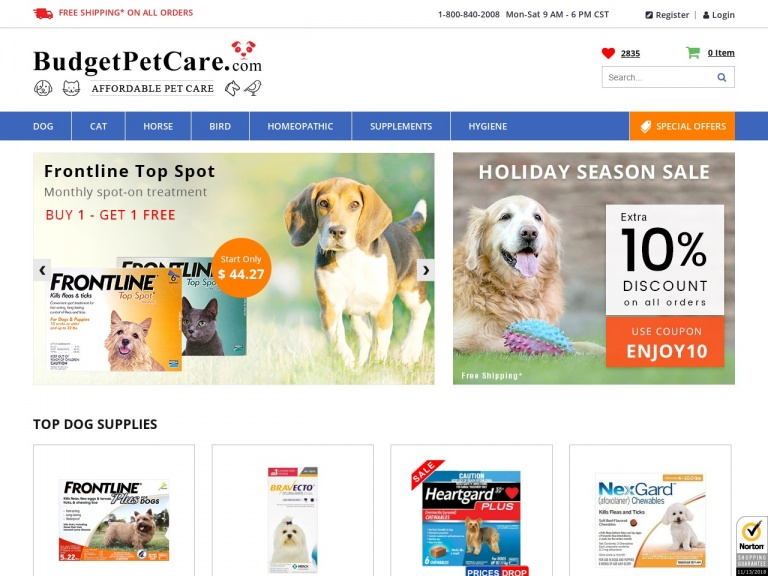 BudgetPetCare.com-Easter Flash Sale is ON! Avail 7% Extra …