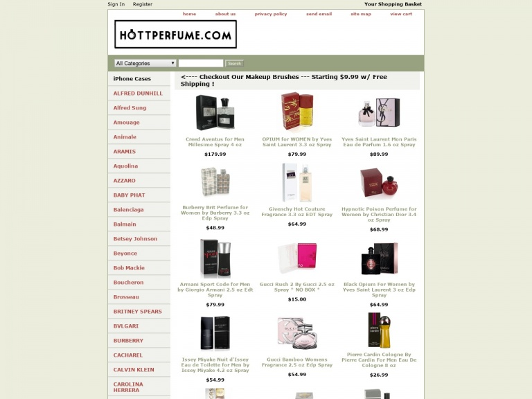 HottPerfume-FREE SHIPPING Orders $50 Or More Small Business Saturday