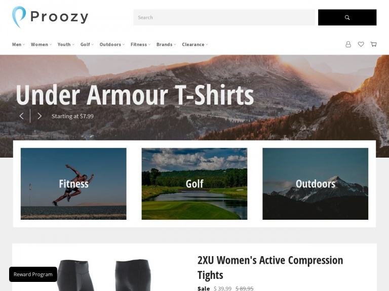 Proozy-Camping and Outdoor Accessories – 20% Off w/ code: CAMP20