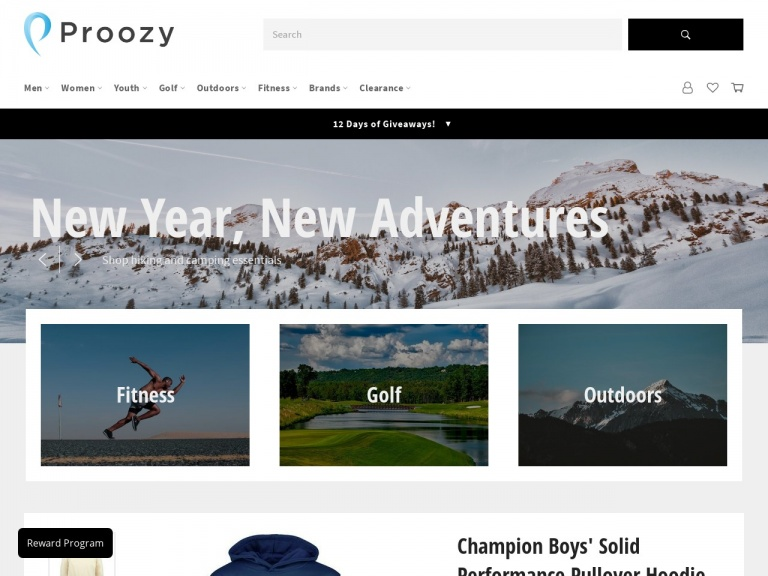 Proozy-Sperry Men's and Women's Shoes – 25% Off w/ Code: SPERRY25