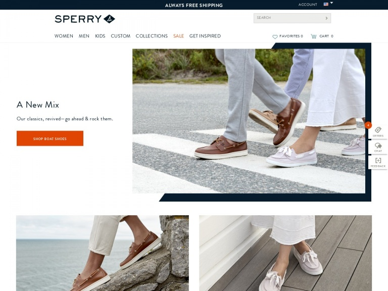 Sperry-Save up To 50% Off Sperry Men's Sale Sty…