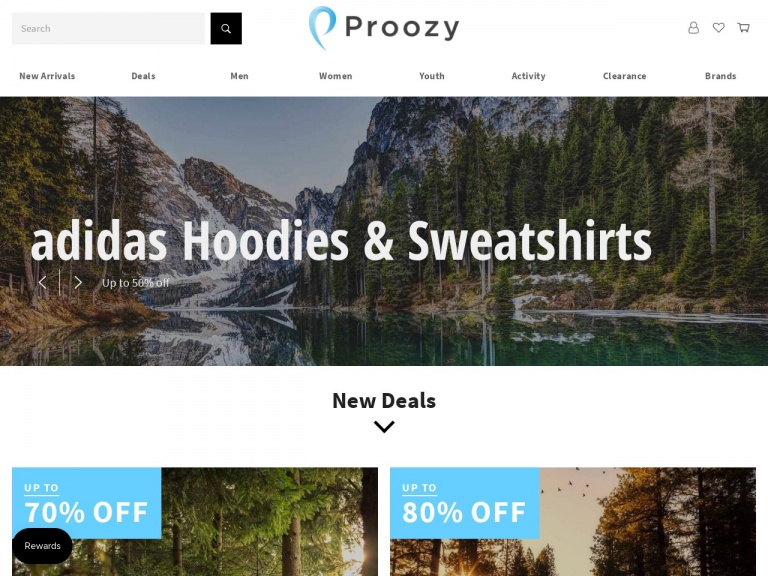 Proozy-Champion Men's Performance T-Shirt for $6.49