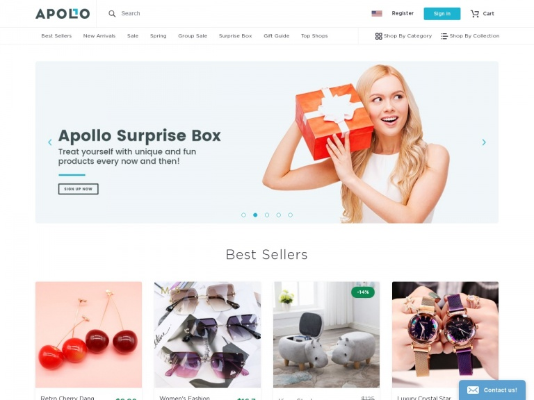 Apollo Box-Enjoy 15% off DIY Gifts at Apollo Box with code DIY15. Valid until 5/31.