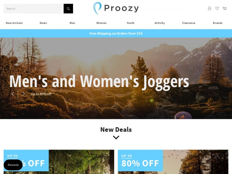 Proozy-Father's Day Gift Guide: Extra 40% off everything!