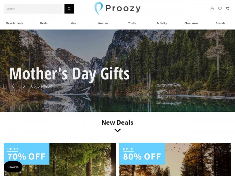 Proozy-Proozy Men's Workout Set for $20