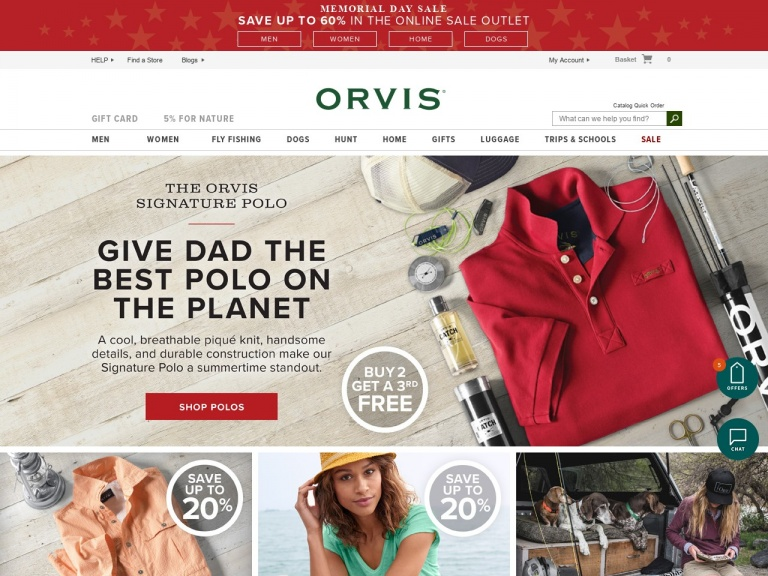 Orvis-Save $25 on $50 Or More or Save  $50 on …