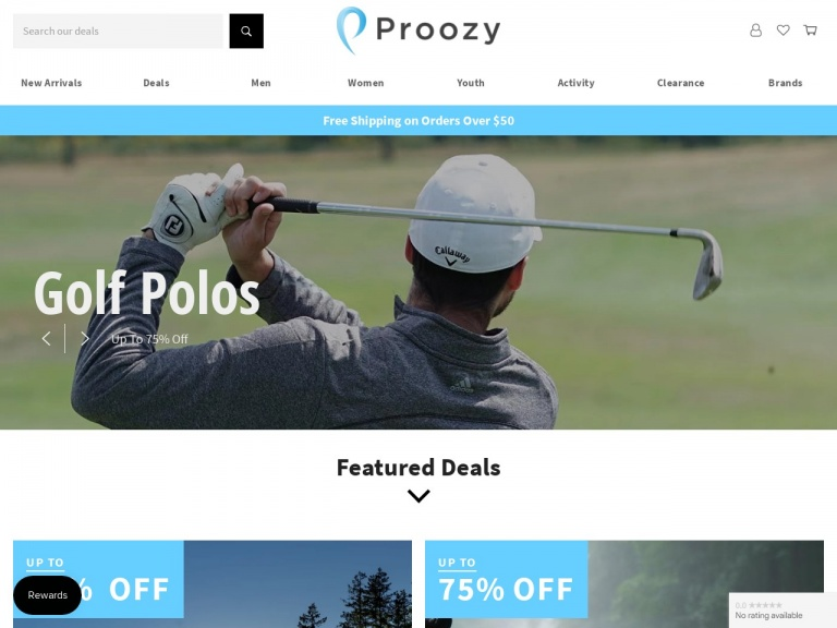 Proozy-Flash Sale: All Outerwear 30% Off (2-Day Event)