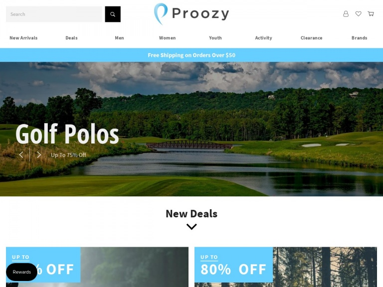 Proozy-Oakley Caveat Sunglasses for $62