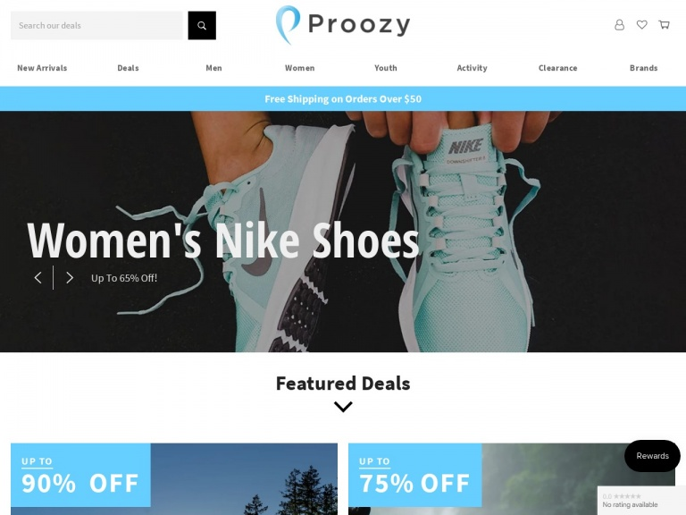 Proozy-Superfeet Men's/Women's Charcoal Insoles 2 for $24