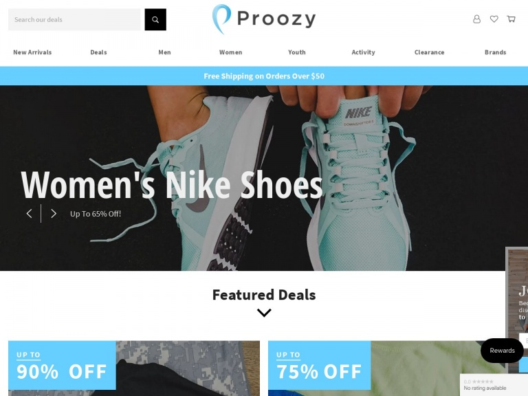 Proozy-Callaway Men's Chev SL Golf Shoes for $39.99 + Free Shipping