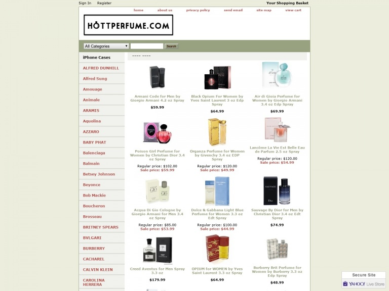 HottPerfume-Small Business Saturday 5% Off Any Order