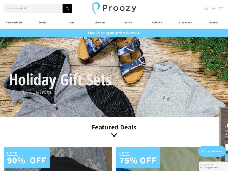 Proozy-Reebok Men's Double Monkey Pullover for $27.99 + Free Shipping