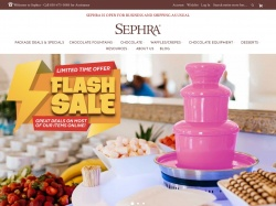 Sephra coupon codes