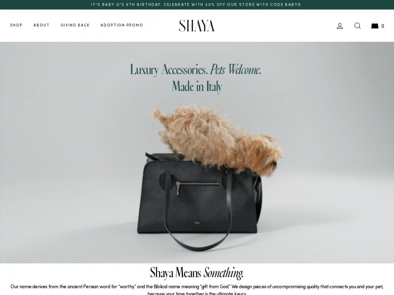 Shaya-$15 off Clean Up Purses
