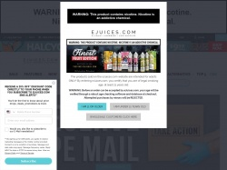 eJuices.com coupon codes