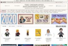 Unemployed Philosophers Guild coupon codes
