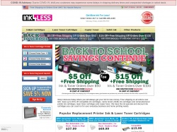 Ink4Less coupon codes