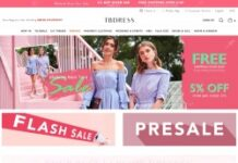 TBDress.com coupon codes