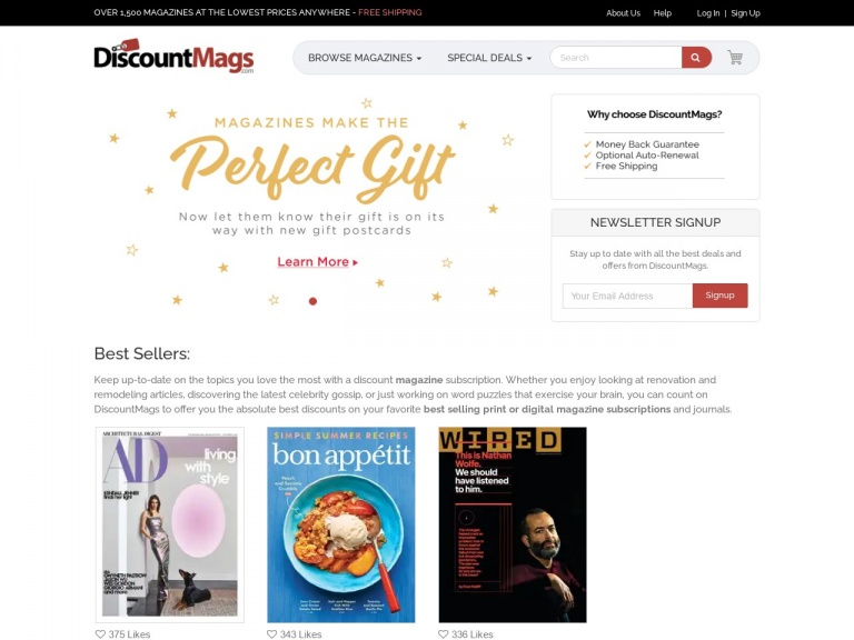 Discountmags.com-Back to School Magazine Sale at DiscountMags.com! Shop Now!