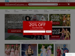 halloweencostumes.com coupon codes