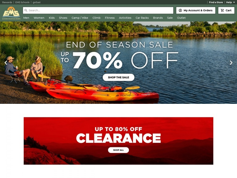 Eastern Mountain Sports-EMS.com: Buy Standup Paddleboards at EMS.com