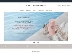 Challans de Paris U.S.A coupon codes
