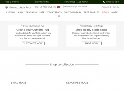 Natural Area Rugs coupon codes