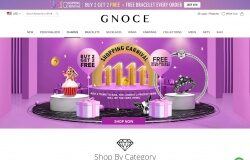 Gnoce Co. Ltd coupon codes