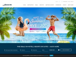 Oaks Hotels & Resorts coupon codes