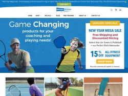 Oncourt Offcourt, Ltd.-Leading Tennis Equipment coupon codes