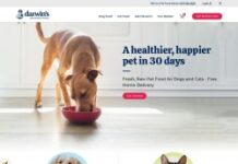 Darwin's Natural Pet Products coupon codes