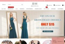 BM BRIDAL CO.,INC coupon codes