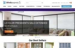 Blinds Express-Brand Name Window Coverings coupon codes
