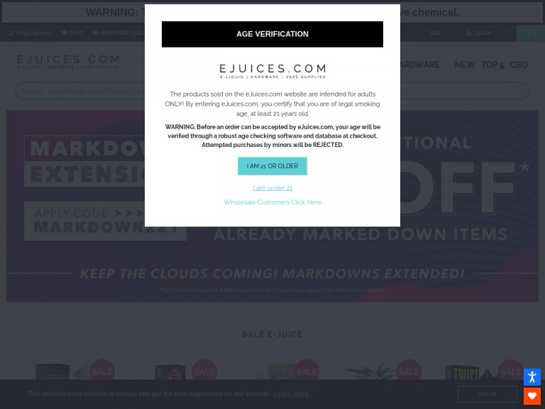 eJuices.com-Markdown Extension