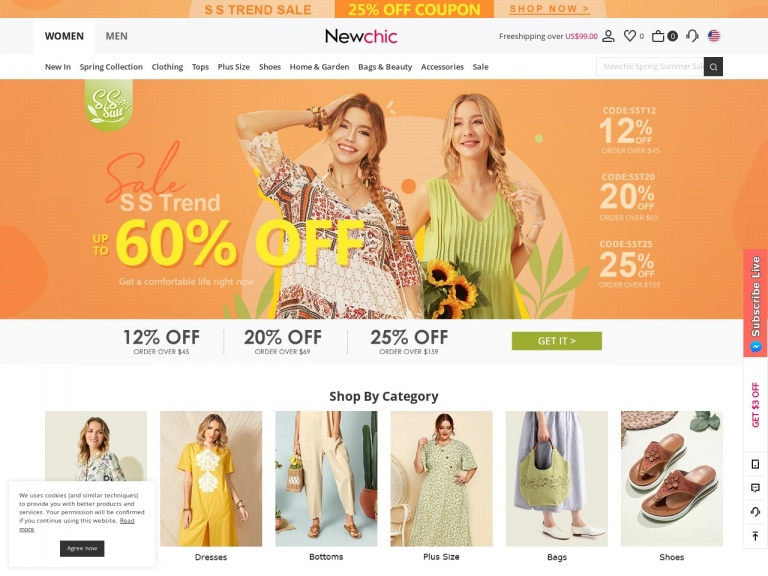 Newchic-Best Sellers From only $3.99