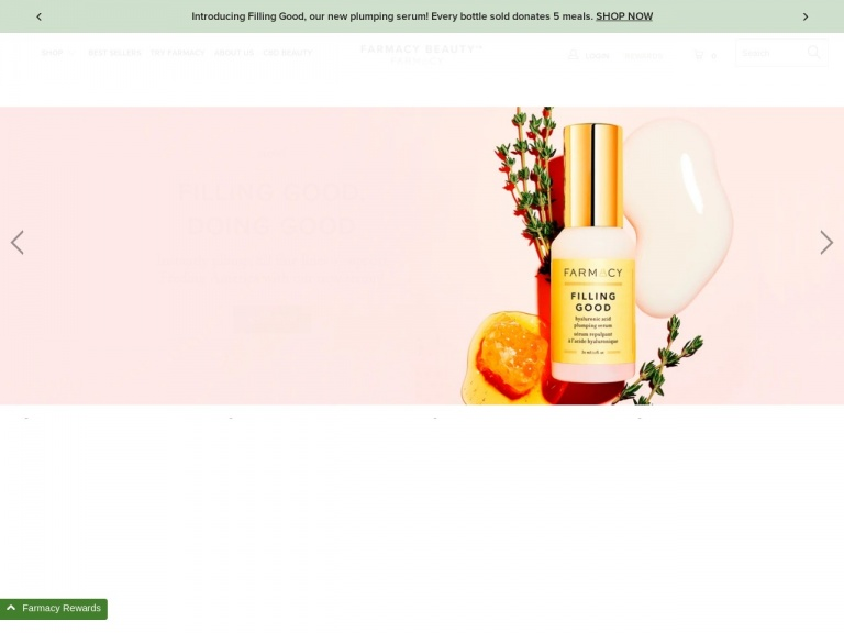 Farmacy Beauty-Extended: Friends + Family 20% Off!