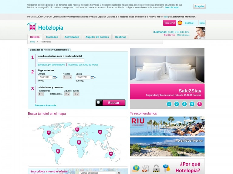 Hotelopia-Early Booking, up to 35% discount   Hotelopia
