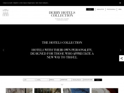 Derby Hotels coupon codes