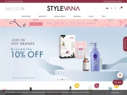 STYLEVANA coupon codes
